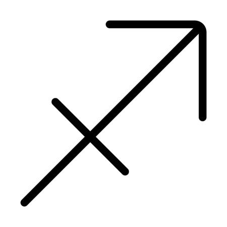 Sagittarius Zodic Symbol