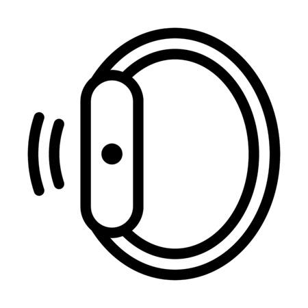 Smartwatch Vibration Alert Çizim