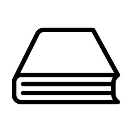 Dossier Book Content 向量圖像