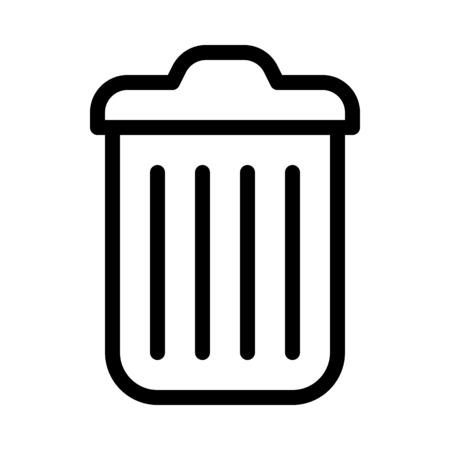 Trash Can Bin