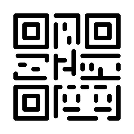 Quick response code Illustration