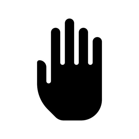 Palm Scan Feature
