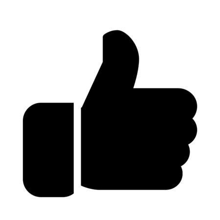 Thumbs Up or Like