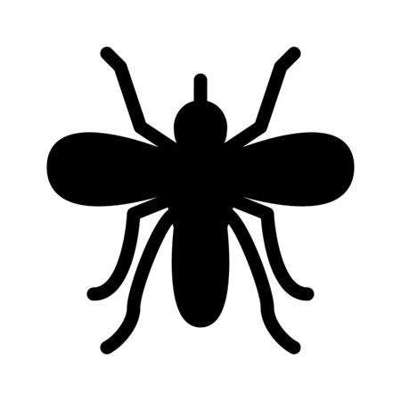 Flying Tiny Mosquito Çizim