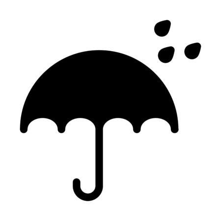 Use Umbrella Sign