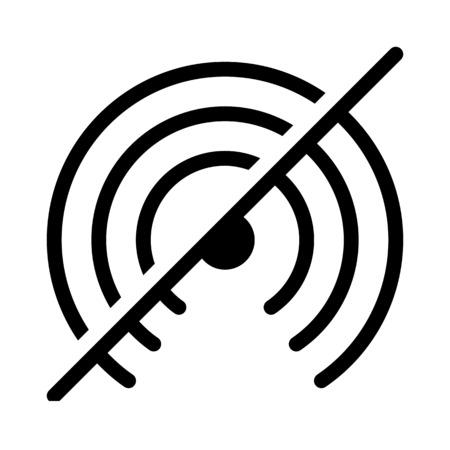 No tethering or Signal loss