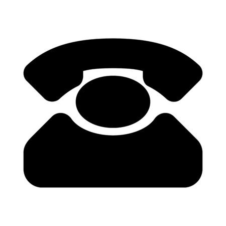 Vintage telephone equipment