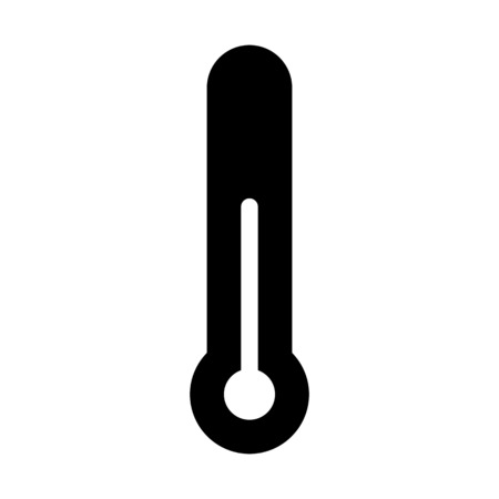Temperature measuring thermometer