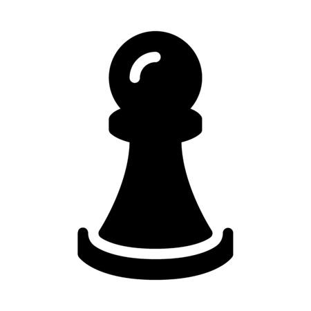 Pièce de pion d'échecs Vecteurs