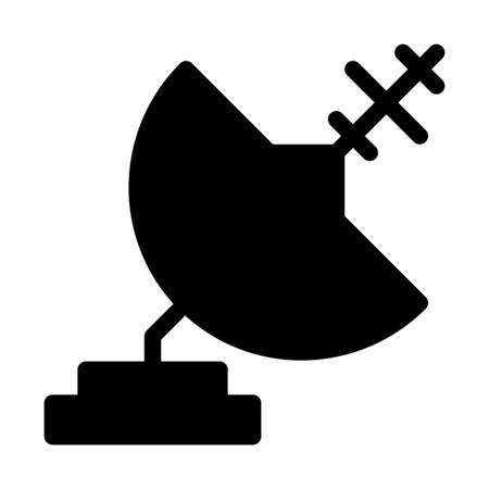 Antenna radar parabolica