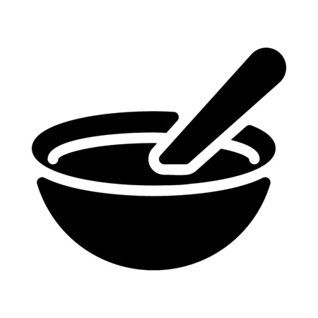 Soup Serve in Bowl