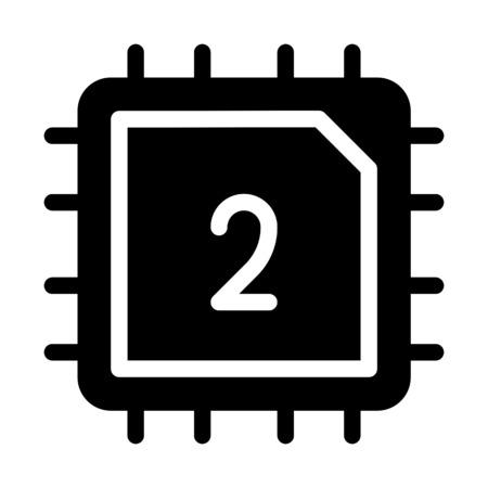 Two Bit Computing 向量圖像