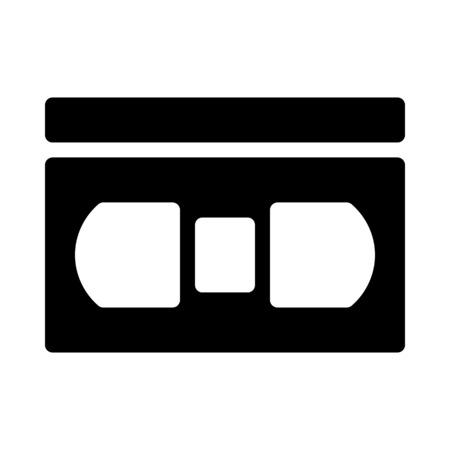Obsolete VHS Cassette