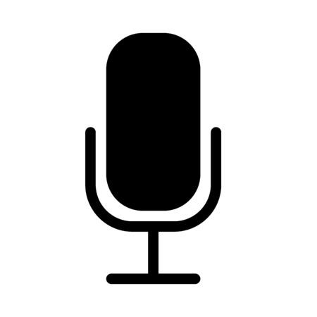 Studio recording microphone