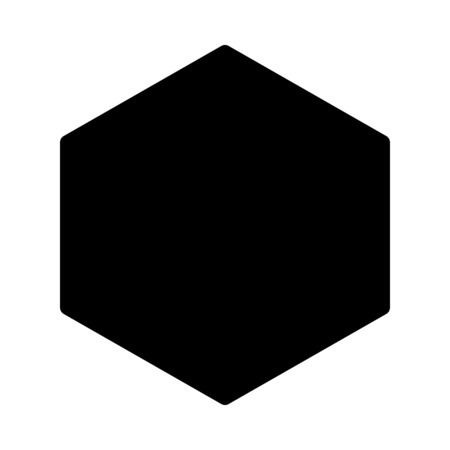 Hexagon Geometric Shape
