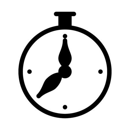 Pocket Analog Watch