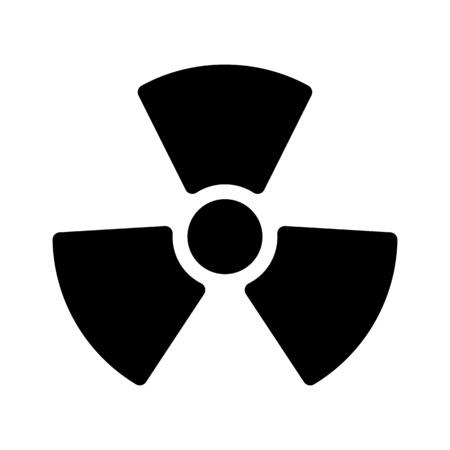 Danger Nuclear Symbol