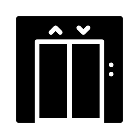 Hotle or Building Elevator