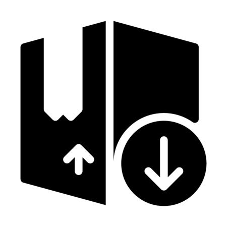 Download Box Information Illustration