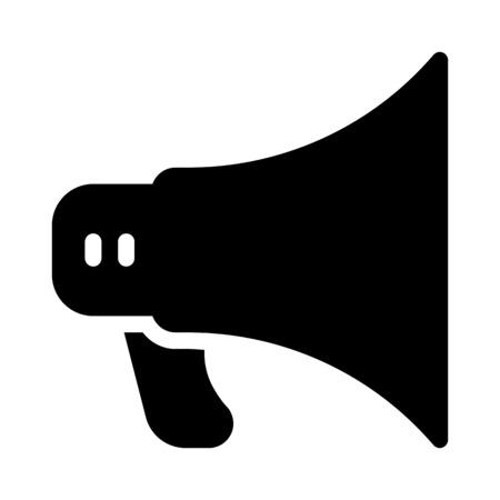 Megaphone or Hand-held speaker