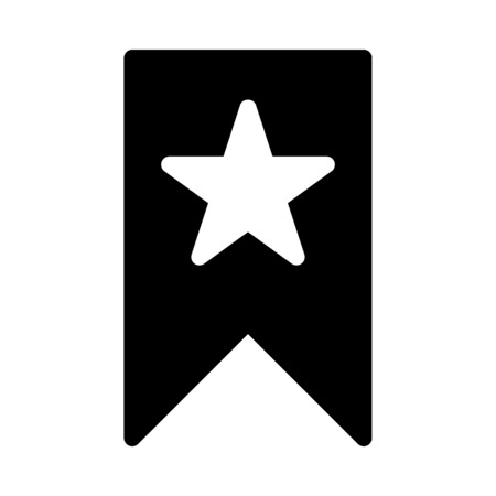 Starred Page Bookmark