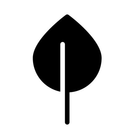 Leaf. Nature Concept. 向量圖像