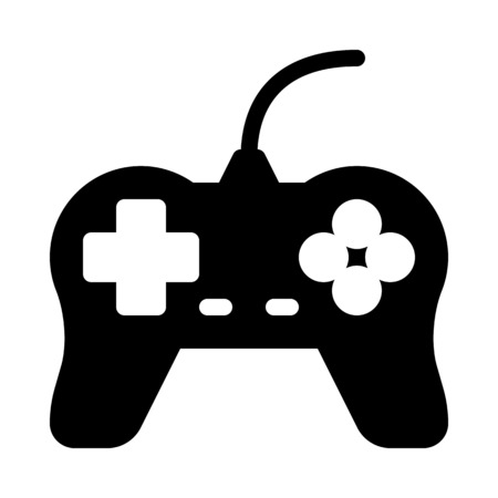 Game Console Gamepad
