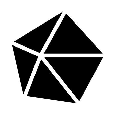 Decahedron Convex Shape