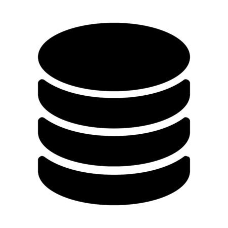 Database Storage Symbol