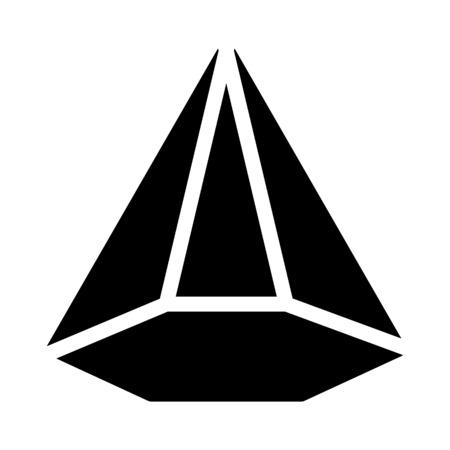 Hexagonal Polygon Cone