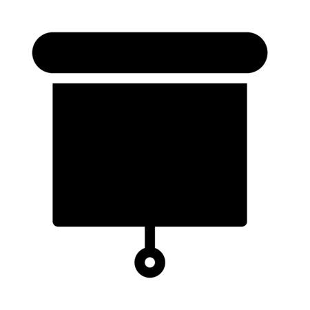 Business presentation board  イラスト・ベクター素材