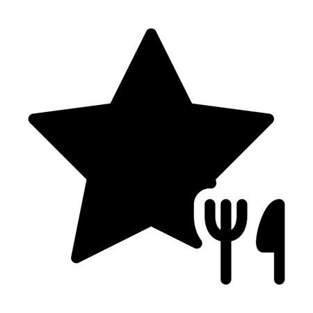 Single Star Restaurant Banque d'images - 126156995