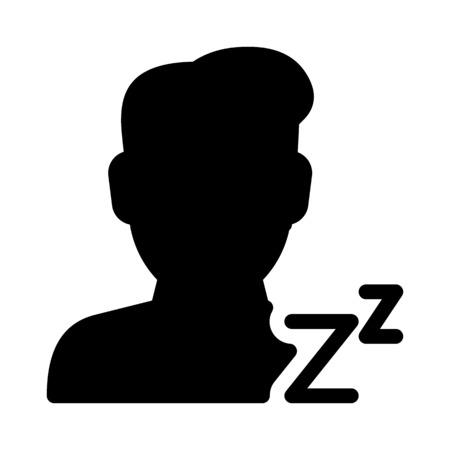 User Sleeping