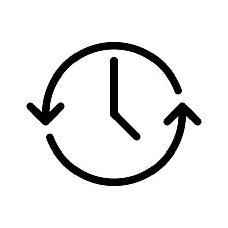 Actualizar hora o sincronizar
