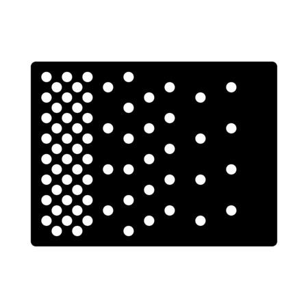 Gradient selection tool Vector Illustratie