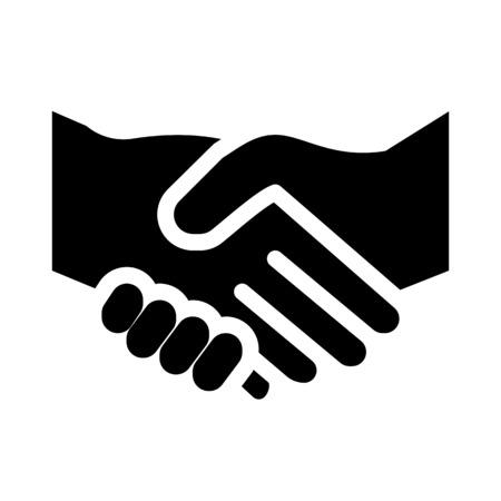 Händedruck oder Geschäft
