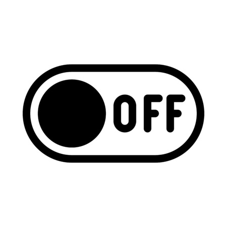 Switch or Power Off