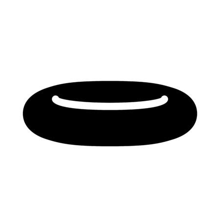 Float Tube 矢量图像