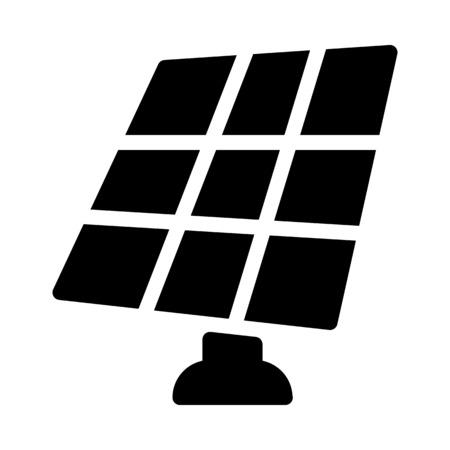 Photovoltaic Solar Panel Archivio Fotografico - 115434018