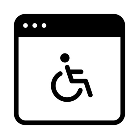 Accessibility Windows Option Ilustrace