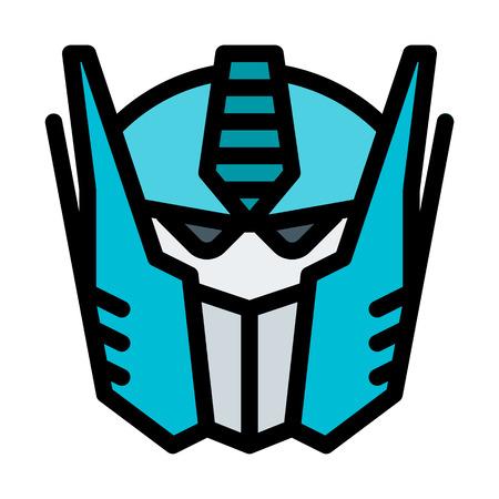 optimus prime Illustration