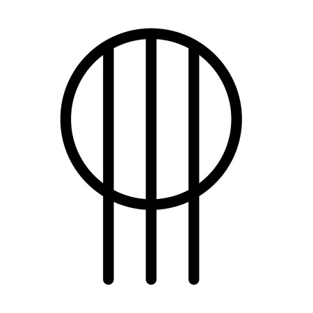electrical outlet symbol
