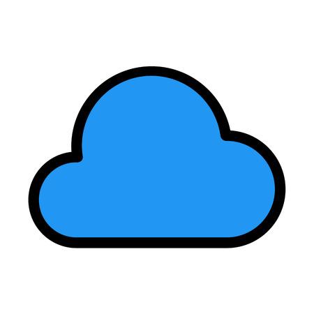 Cloud Storage Symbol
