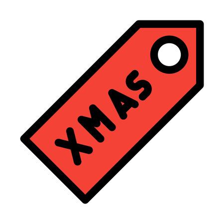 Xmas Tag or Label