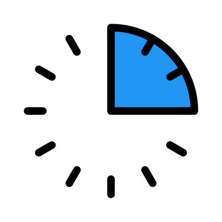 Quarter Hour Timer Ilustração
