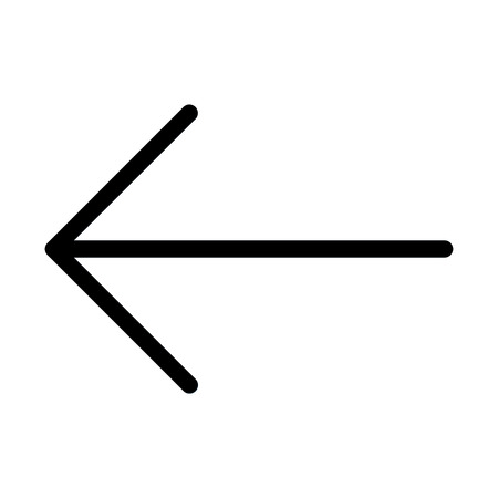 Left Arrow Signal