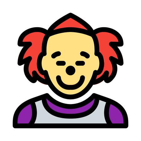Clown or Joker