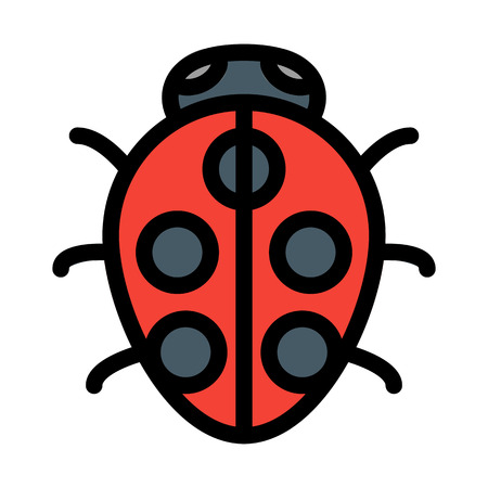 Beatle Bug Insect Ilustrace