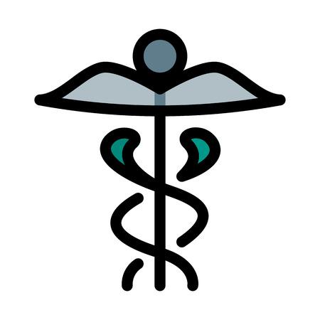 Medical Science Symbol Illustration