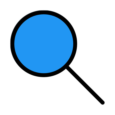Magnifying Glass Search